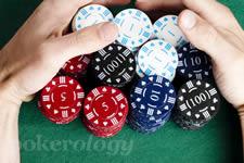 Poker odds implied